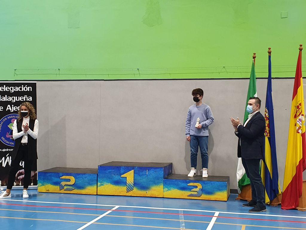 3º Sub 16 Alejandro Millan